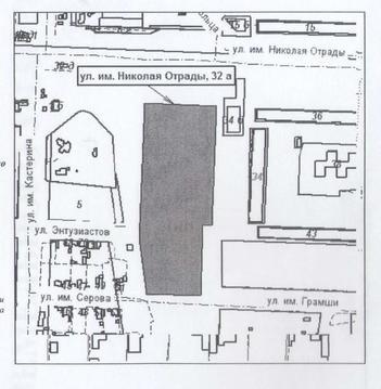 Продажа земельного участка по ул.н.Отрады,32а