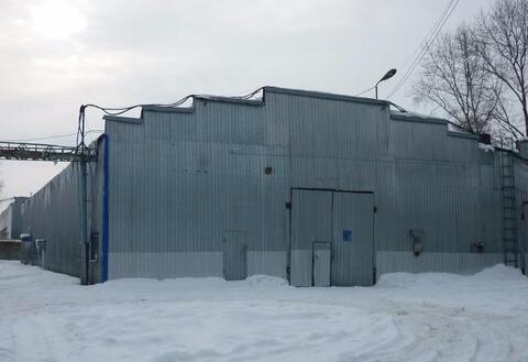 Сдам в аренду теплое складское помещение 1800 м2 - Фото 1