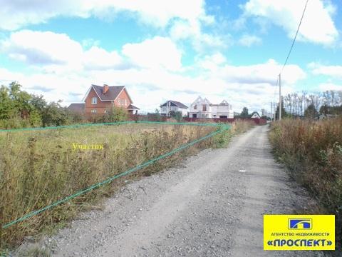 Земельный участок в живописном тихом селе в 18 км от Рязани - Фото 4
