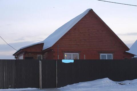 Продается дом. , Хомутово, Брянская улица - Фото 1