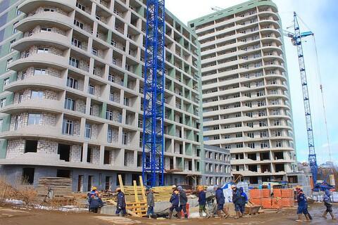1-к.квартира (49м2) центр рядом с заливом, индивидуальный теплосчетчик