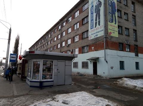 Комната в общежитии Новосибирская 66