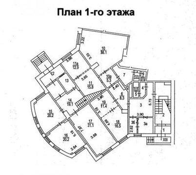 Псн 244 м2 в ЦАО на Новослободской ул.11 - Фото 2