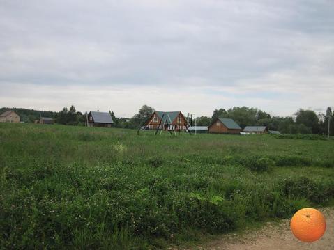 Продается участок, Киевское шоссе, 35 км от МКАД