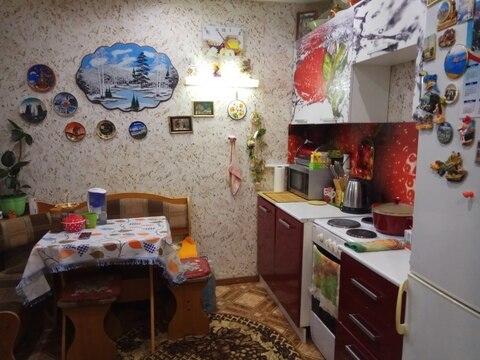 Рос7 1731211 г.Алексин, 2-х комнатная квартира 36,7 кв.м - Фото 3