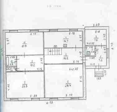 Продам отдельно стоящий дом с земельным участком ул. Каштановая - Фото 1