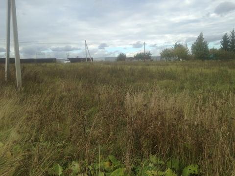 Земельный участок 15 соток в д. Бяконтово, Подольского района - Фото 2