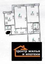Квартиры, ул. 1-я Курская, д.72 - Фото 1