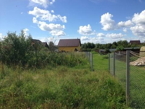 16 соток на Озернинском водохранилище, д. Волково, Рузский район - Фото 5