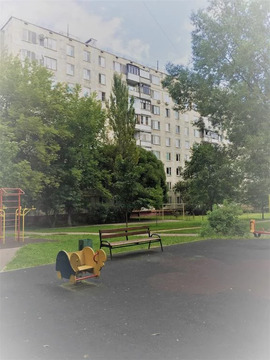 Объявление №50132131: Продаю 1 комн. квартиру. Москва, ул. Вешняковская, 39,
