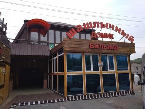 Продам кафе пл.575 кв.м, 20 сот, Пятигорск, проспект Калинина 417 - Фото 1