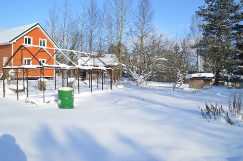 Земельный участок с домом - Фото 4
