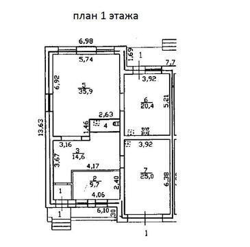 Продам таунхаус 320 кв. м, Санкт-Петербург, Стрельна - Фото 2
