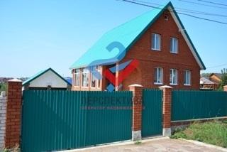 2-х этажный Дом с земельным участком в Юматово - Фото 1