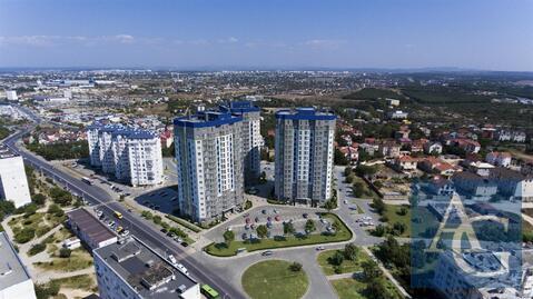 3 комнатная квартира 82 м2 в ЖК «Гагаринские высотки» - Фото 2