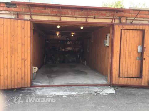 Продам гараж, город Химки - Фото 1