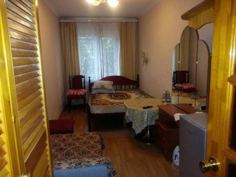 Комната в трехкомнатной квартире в Сочи, улица Конституции - Фото 1