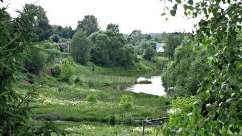 Продается участок 12 соток с баней 40 м2 в деревне Тютьково, Ступински - Фото 1