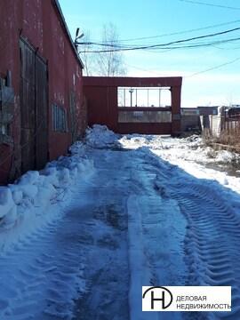 Продается производственно-складская база в Ижевске - Фото 1