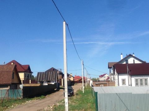 Продам участок 12,4 соток Щелковский район, д. Новая Слобода - Фото 3