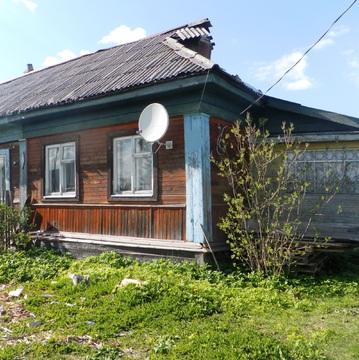 Продается дом с з/у10 соток в Шаховской - Фото 1