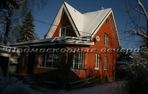 Ярославское ш. 12 км от МКАД, Загорянский, Коттедж 130 кв. м - Фото 1
