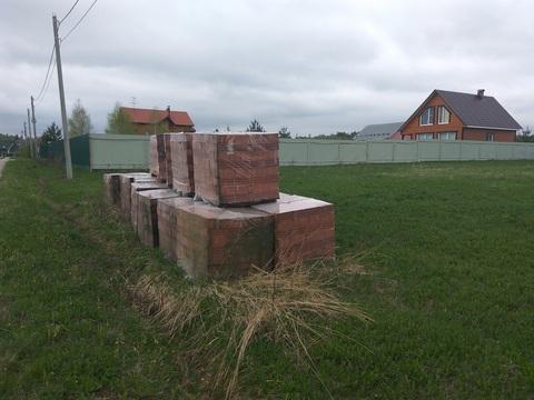 Участок для ИЖС с баней и стройматериалами для строительства дома - Фото 2