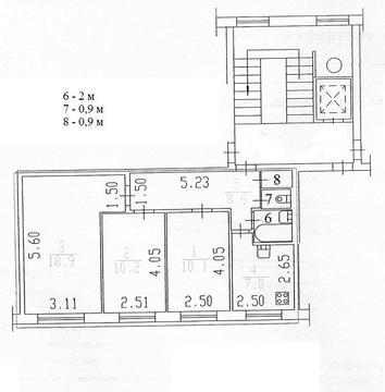 Купить квартиру в Купчино - Фото 5
