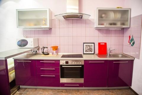 Квартира посуточно рядом с трц Планета мвдц Сибирь - Фото 3