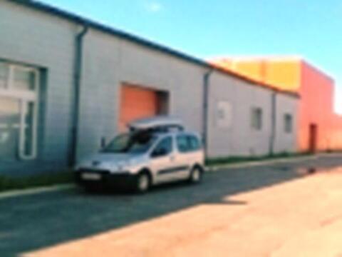 Производственн-складской комплекс 1400 м2 в Подольском р-не МО - Фото 1