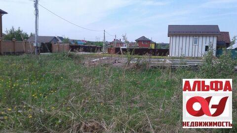Земельный участок, 15 соток, Домодедовский округ, с. Вельяминово. - Фото 4