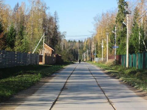 Отличный лесной участок 13 соток, Минское шоссе, КИЗ Зеленая роща, охр - Фото 1
