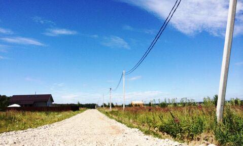 15 соток Домодедовский район, пос. Повадино 40 км от МКАД - Фото 2