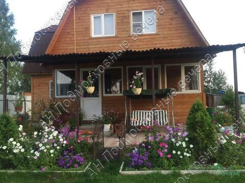 Носовихинское ш. 36 км от МКАД, Воровского, Дача 130 кв. м - Фото 1