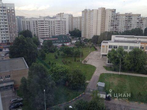 1-к кв. Москва Люблинская ул, 165 (39.0 м) - Фото 2