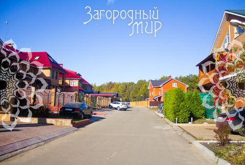 Кирпичный таунхаус. Пятницкое ш, 9 км от МКАД, Юрлово. - Фото 2