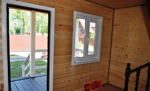 Новый дачный дом 70 кв.м. на 8 сот. в СНТ Полутино г.Киржач - Фото 3