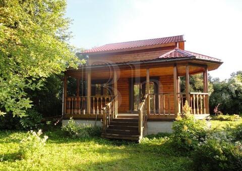 Продам дом в стародачном месте д. Рассудово в 35 км. от МКАД по . - Фото 1