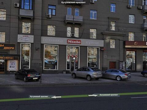 Аренда торгового помещения 345 км.м Кутузовский проспект 35 - Фото 1