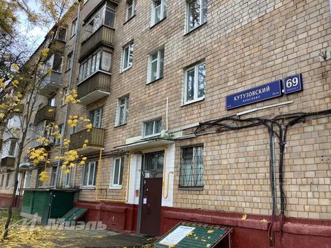 Объявление №66526353: Продаю 1 комн. квартиру. Москва, Кутузовский пр-кт., 69, к 1,
