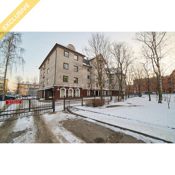 Продажа престижной 2-к квартиры на 3/5 эт. на ул. Андропова 10 - Фото 1