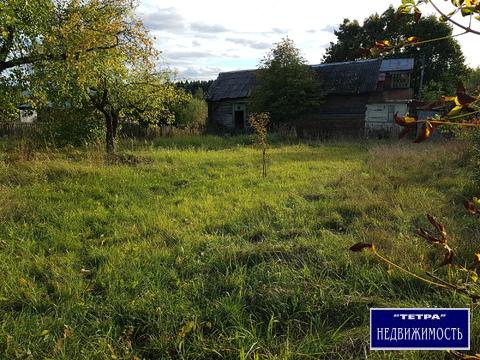 Продается земельный участок в живописном уголке Москвы,12 соток, ИЖС - Фото 1