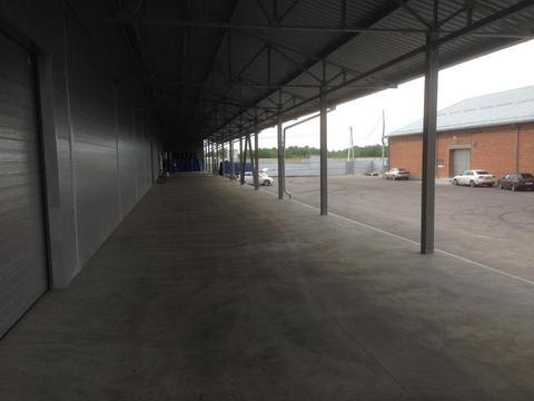 Новый склад на рампе 5000 м2 ул.Солнечная - Фото 1