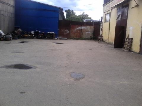 Производственная база на Киевском шоссе: 520 кв.м - здание + 1140 кв.м - Фото 3