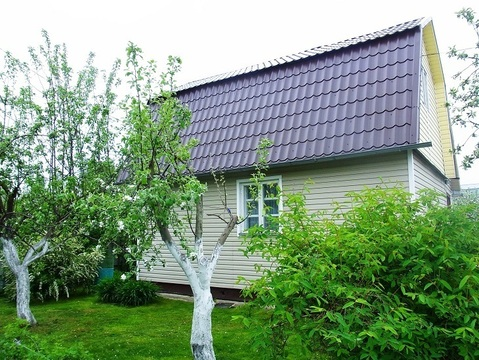 Дачный дом 57 кв.м. СНТ у д.Рыжково - Фото 1
