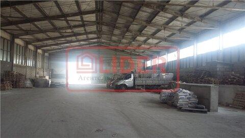 Склад/Производство 1300 м2 в р-н Индустриальной - Фото 1