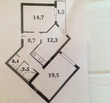 Квартира в новом доме напротив метро Озерки - Фото 5