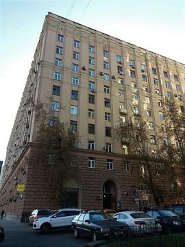 Просторная квартира в фасадном сталинском доме - Фото 1