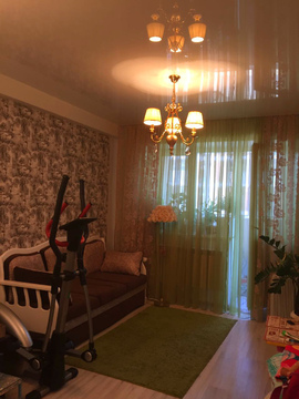 "1-комнатная в Березовом (Академгородок). Отделка ""под ключ"" - Фото 1"