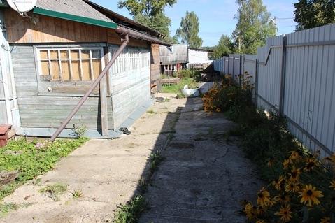 Дом, земельный участок 8,5 соток в пгт Белый Городок. - Фото 3
